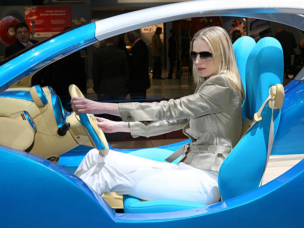 Toyota Aygo Sport Concept    - 2006 Geneva International Motor Show