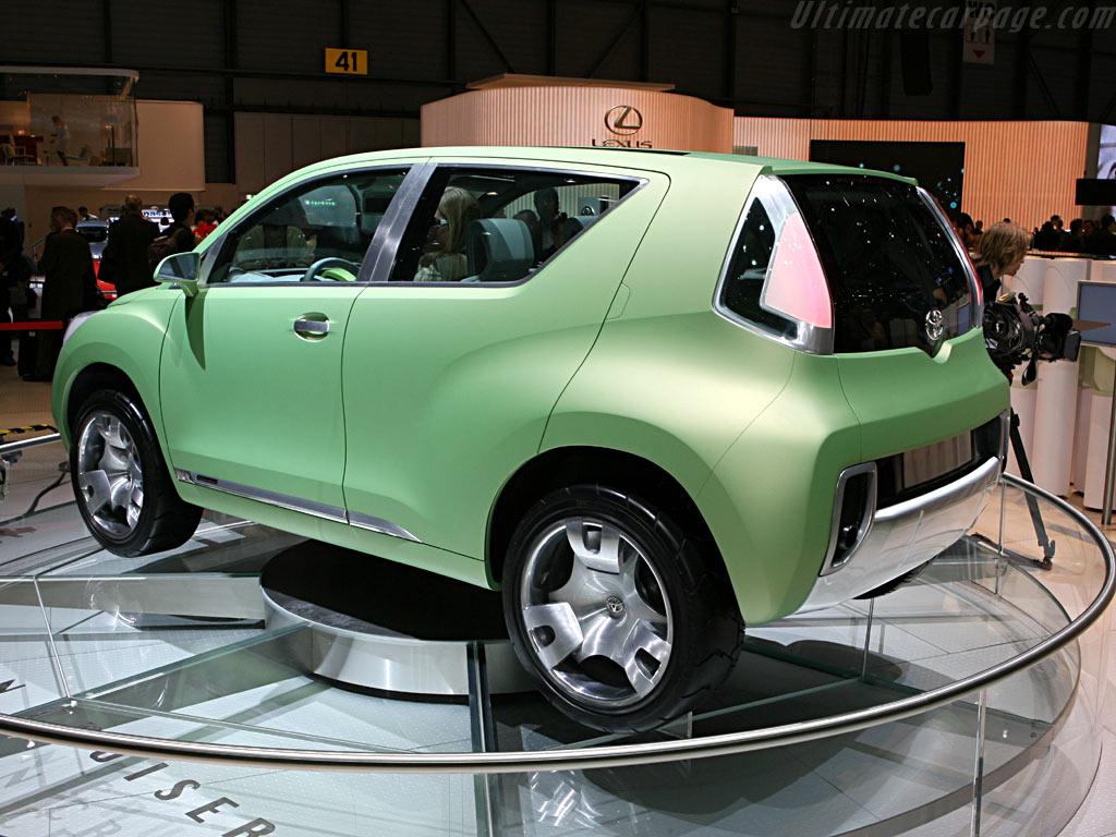 Toyota Urban Cruiser Concept    - 2006 Geneva International Motor Show