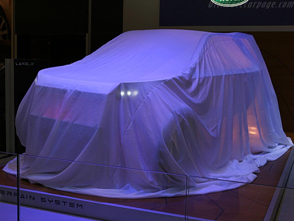 Under wraps    - 2006 Geneva International Motor Show
