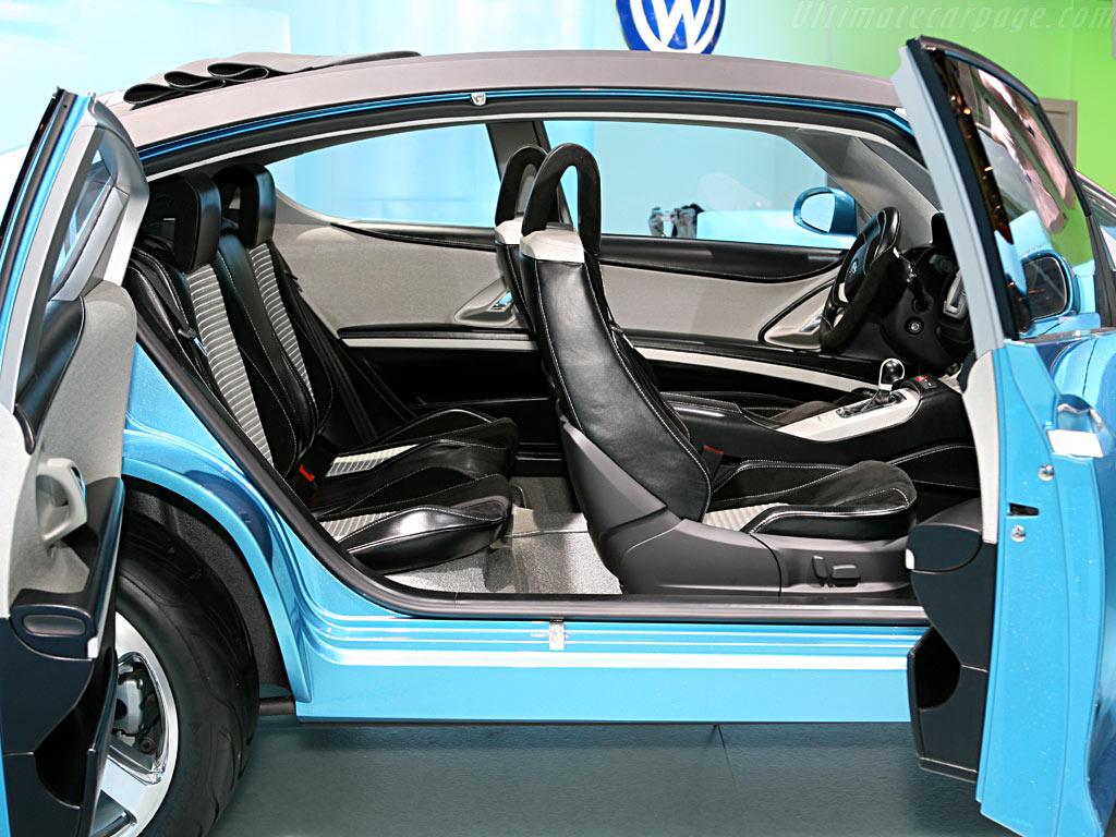 Volkswagen Concept A    - 2006 Geneva International Motor Show