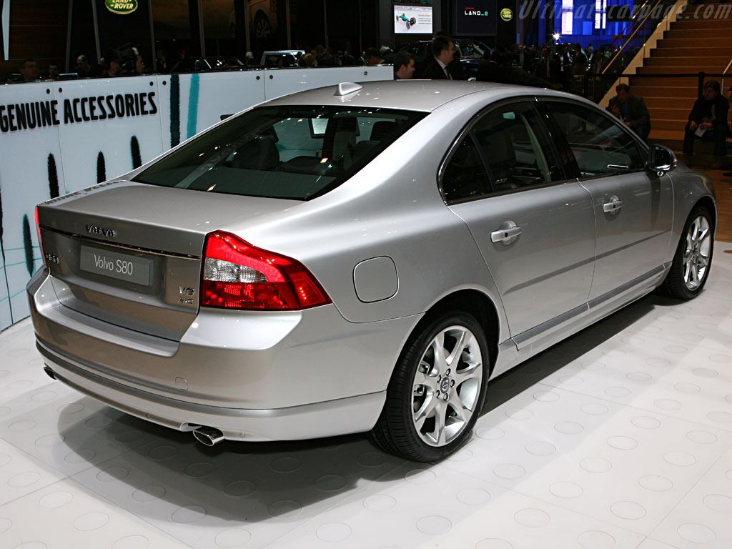 Volvo S80    - 2006 Geneva International Motor Show