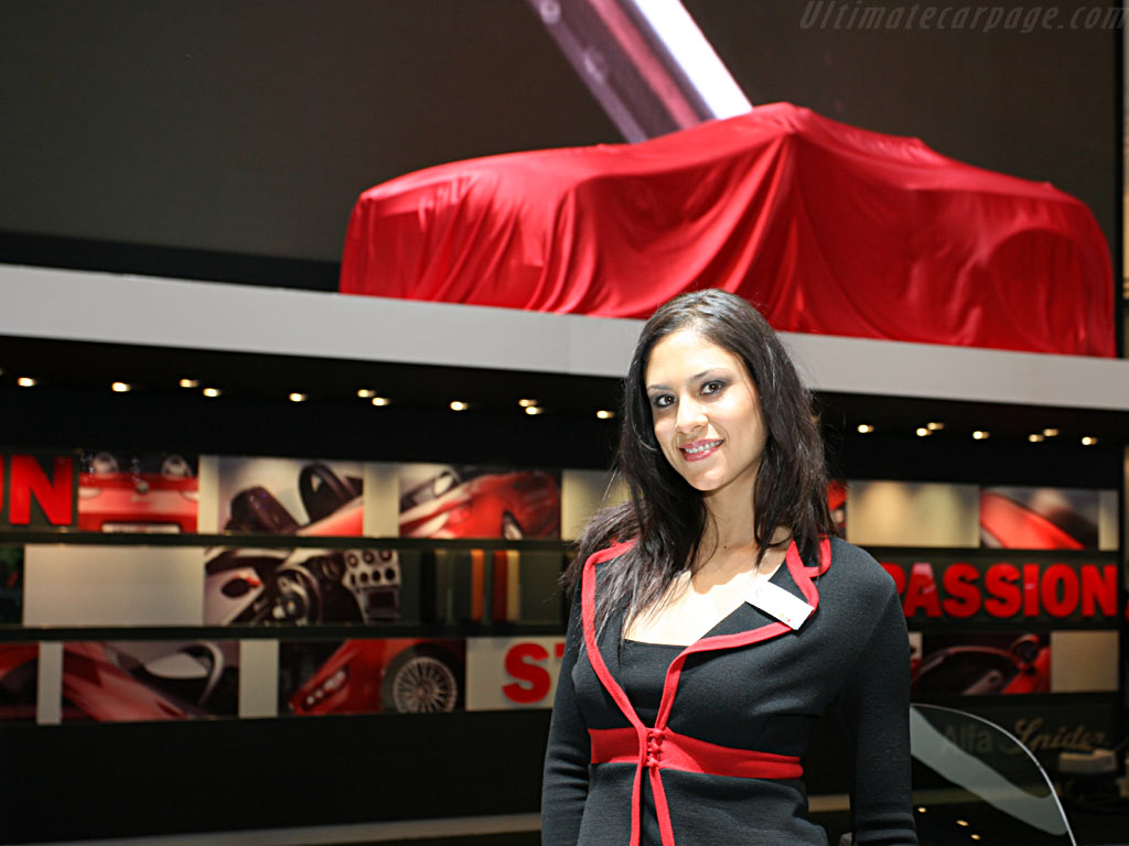 Welcome to the show !    - 2006 Geneva International Motor Show