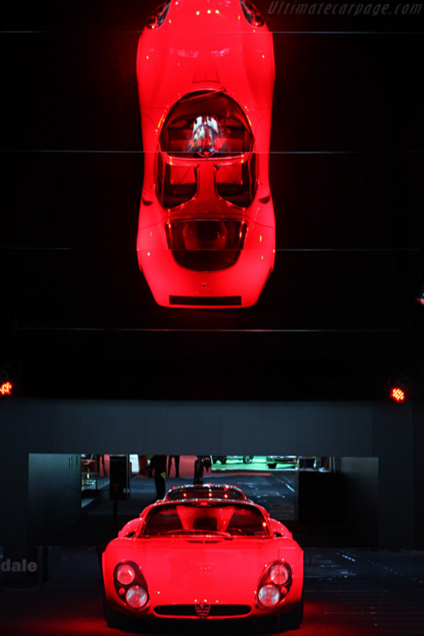 Alfa Romeo Tipo 33 Stradale - Chassis: 10533.12   - 2008 Geneva International Motor Show