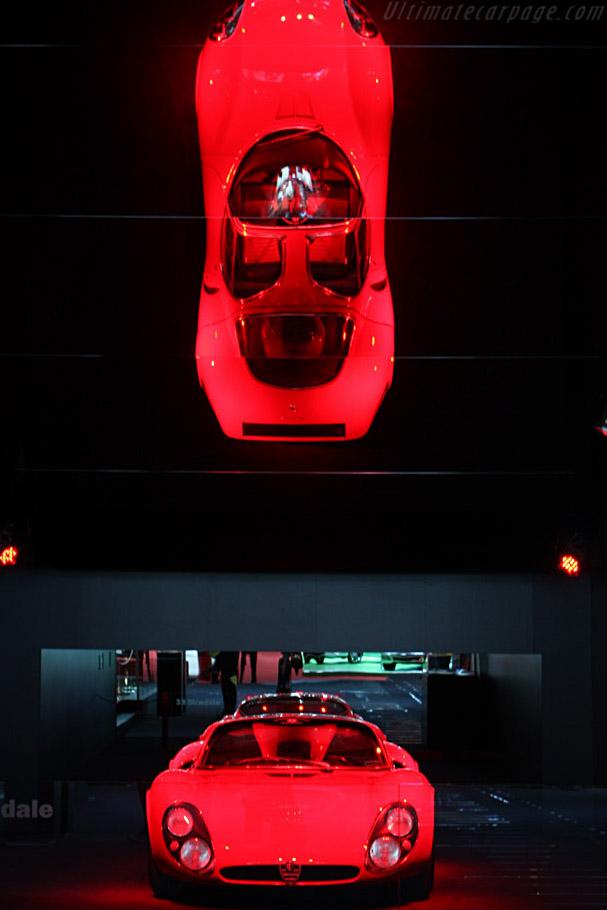 Alfa Romeo Tipo 33 Stradale - 2008 Geneva International Motor Show