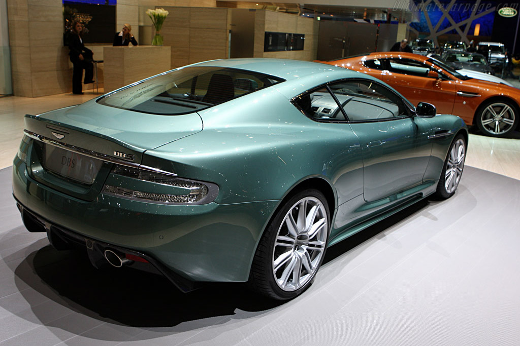 Aston Martin DBS    - 2008 Geneva International Motor Show