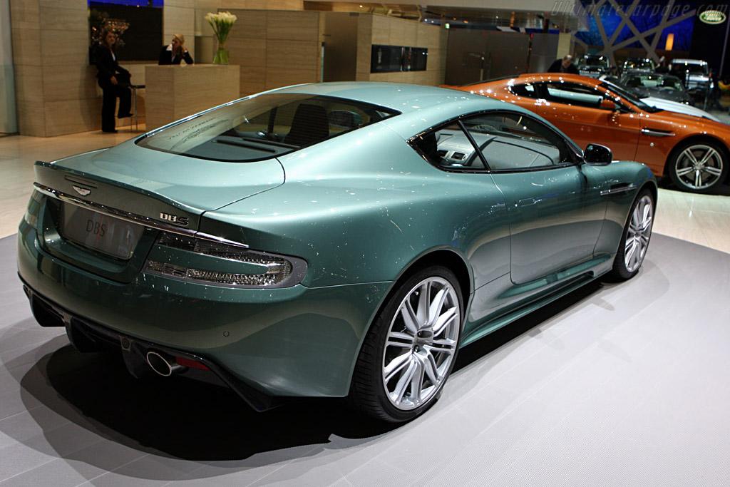 Aston Martin DBS    - 2008 Geneva International Motor Show