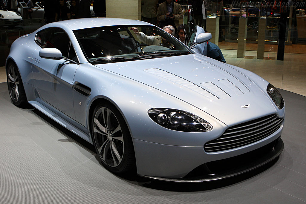 Aston Martin V12 Vantage RS    - 2008 Geneva International Motor Show