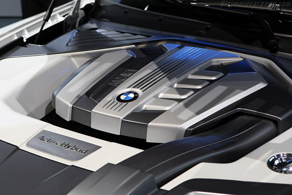 BMW Vision EfficientDynamics    - 2008 Geneva International Motor Show