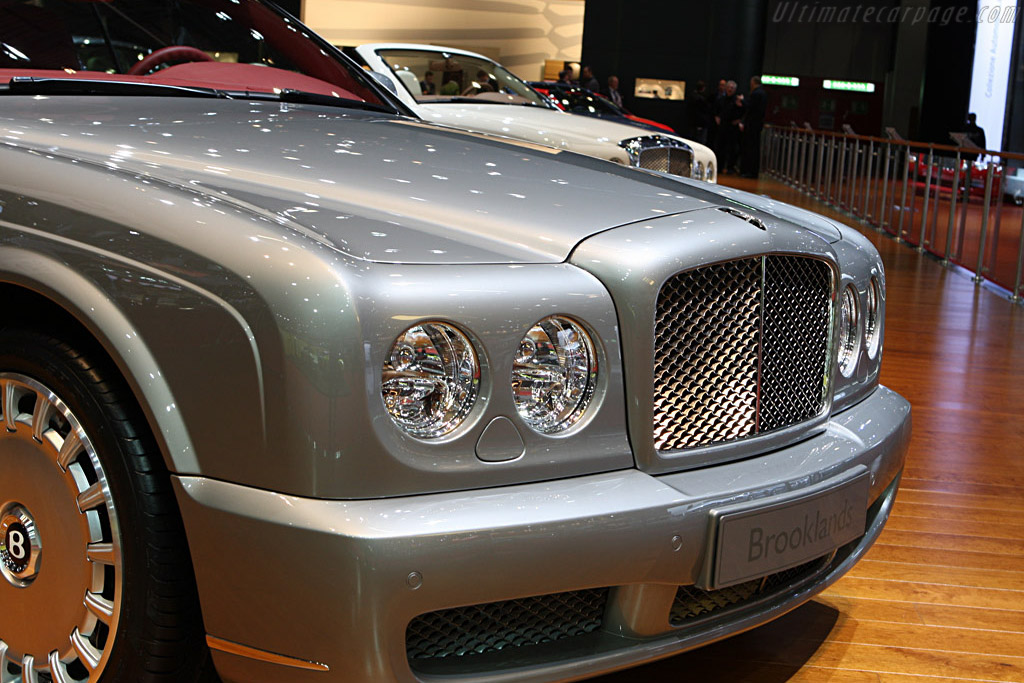 Bentley Brooklands    - 2008 Geneva International Motor Show
