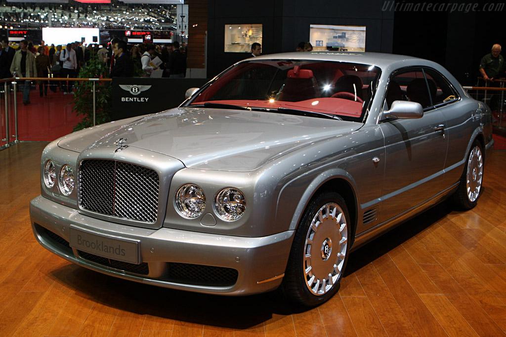 Bentley Brooklands 2008 Geneva International Motor Show