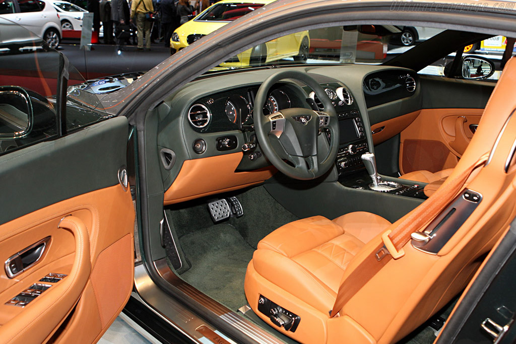 Bentley Continental Zagato Coupe    - 2008 Geneva International Motor Show