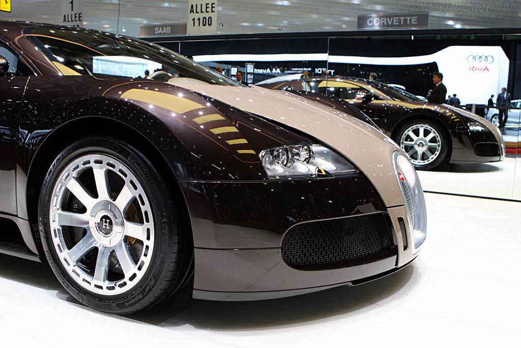Bugatti Veyron 16.4 Fbg    - 2008 Geneva International Motor Show