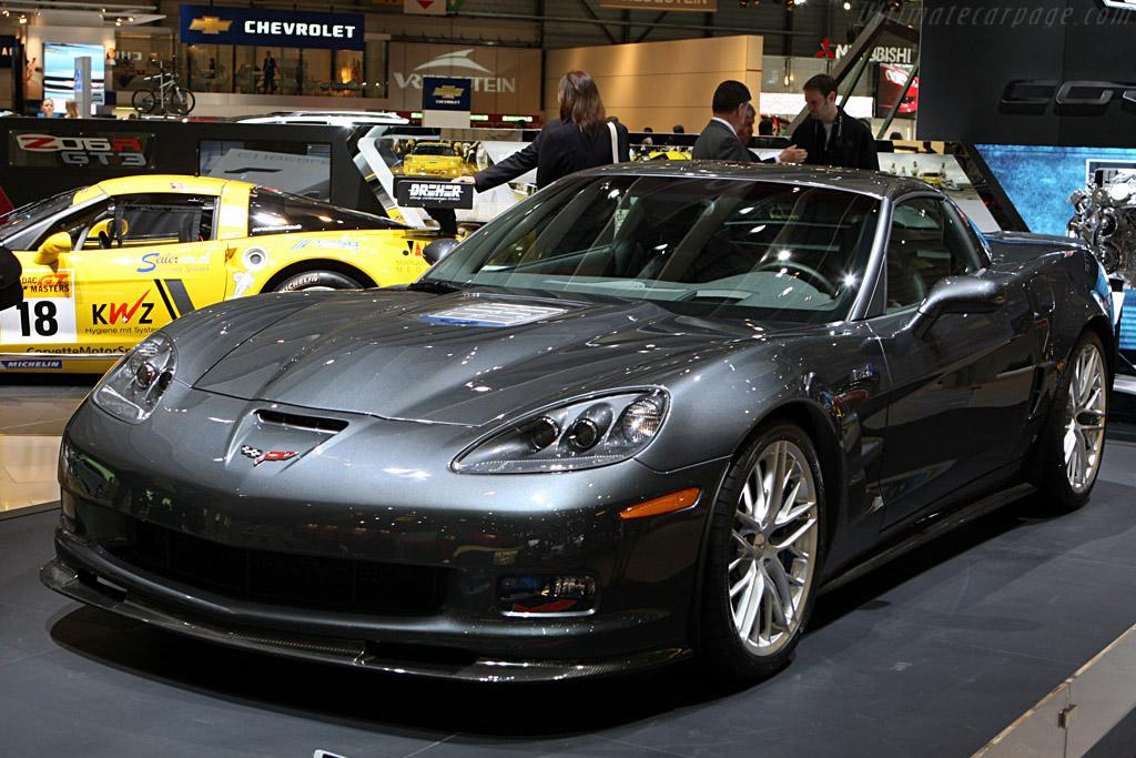 Corvette ZR1    - 2008 Geneva International Motor Show