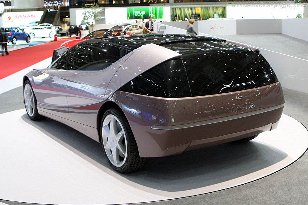 Fioravanti Hidra Concept    - 2008 Geneva International Motor Show