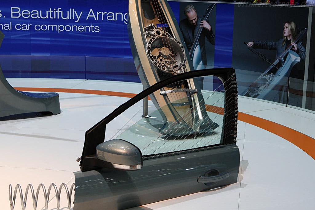 Ford Instruments    - 2008 Geneva International Motor Show