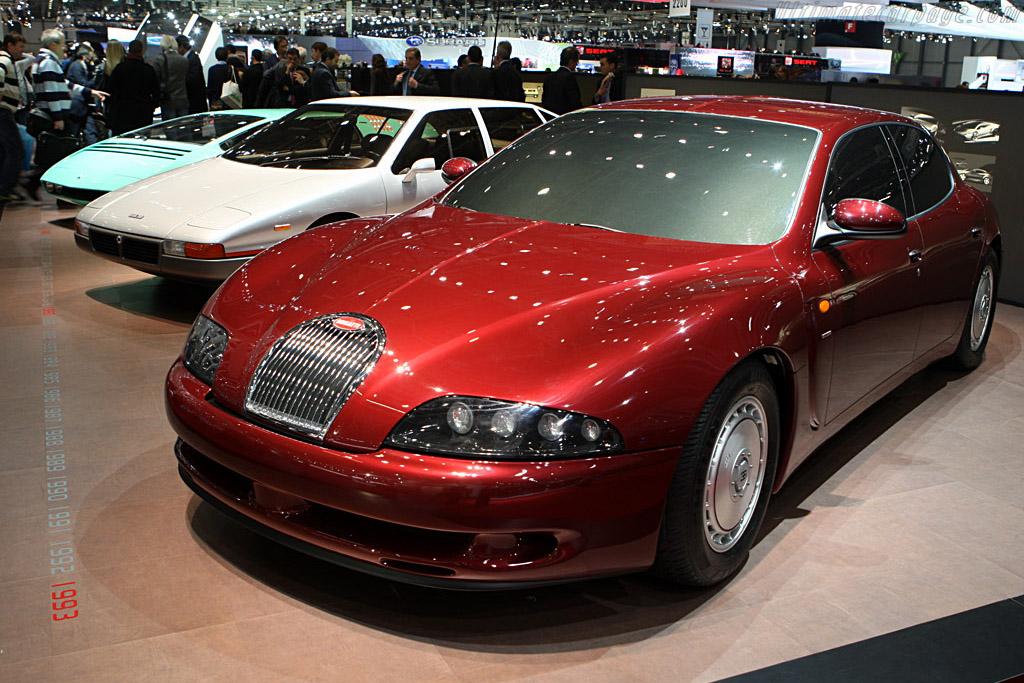 Forty years of Italdesign    - 2008 Geneva International Motor Show
