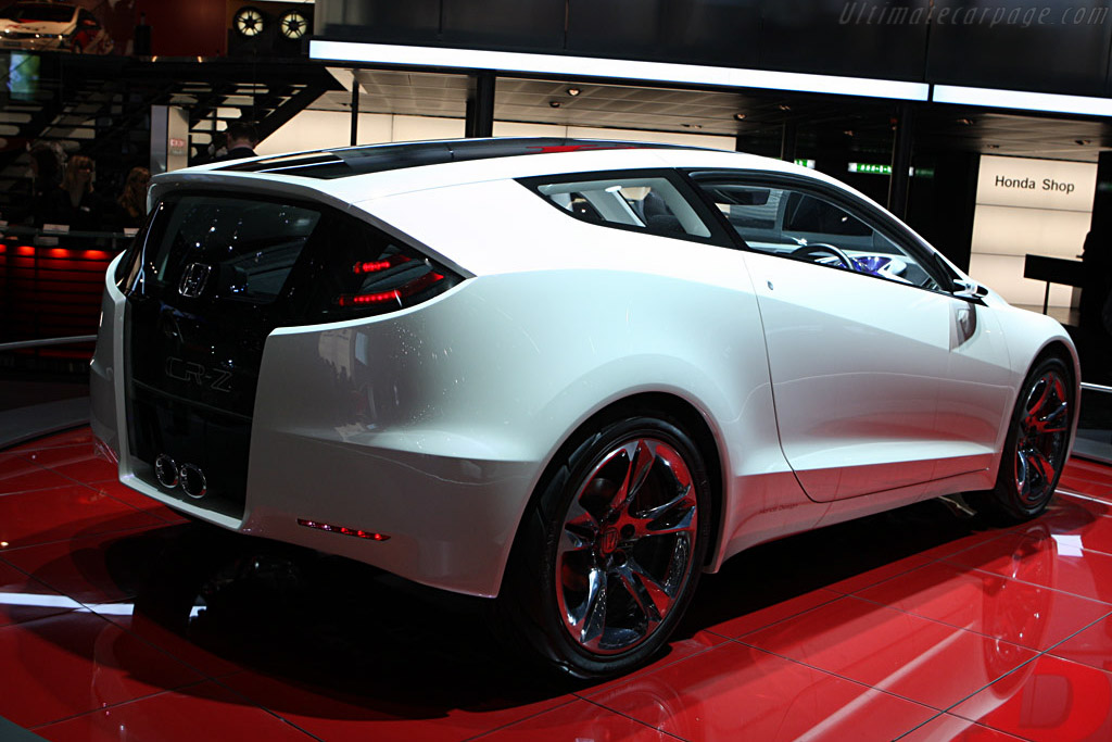 Honda CR-Z Concept    - 2008 Geneva International Motor Show