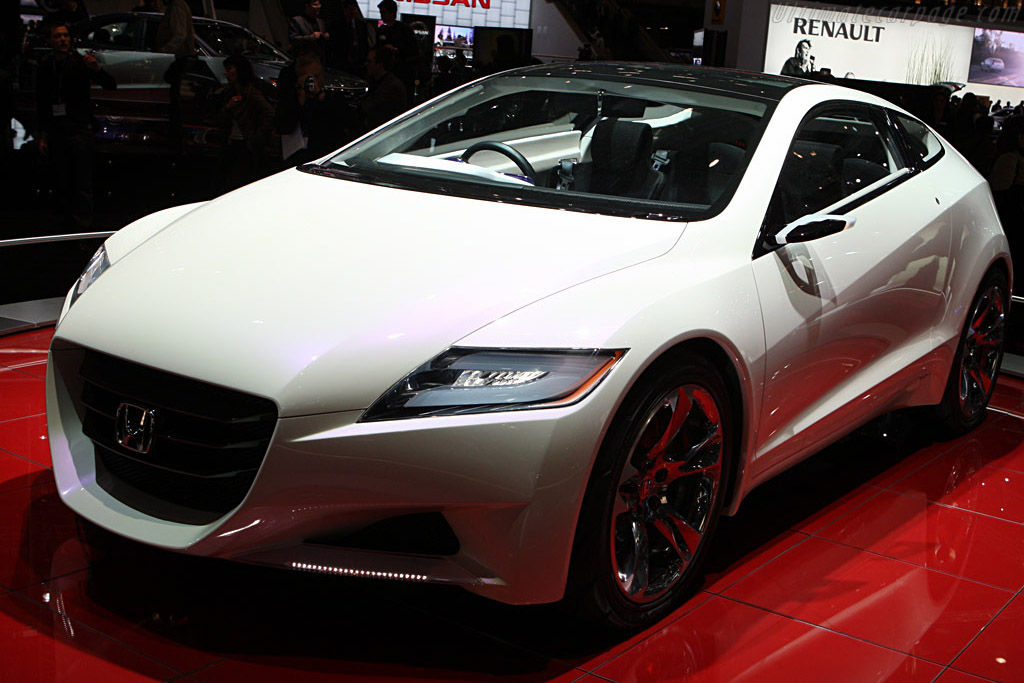 Honda CR-Z Concept    - 2008 Geneva International Motor Show