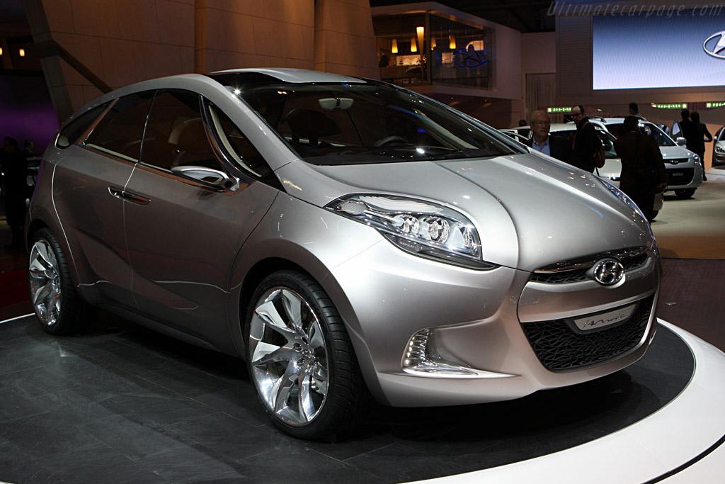 Hyundai i-Mode Concept    - 2008 Geneva International Motor Show