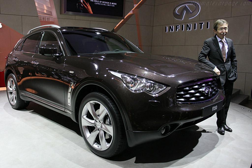 Infiniti FX50    - 2008 Geneva International Motor Show