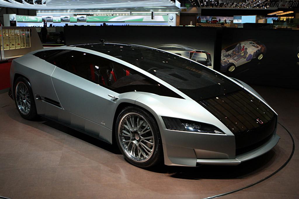 Italdesign Quaranta Concept    - 2008 Geneva International Motor Show