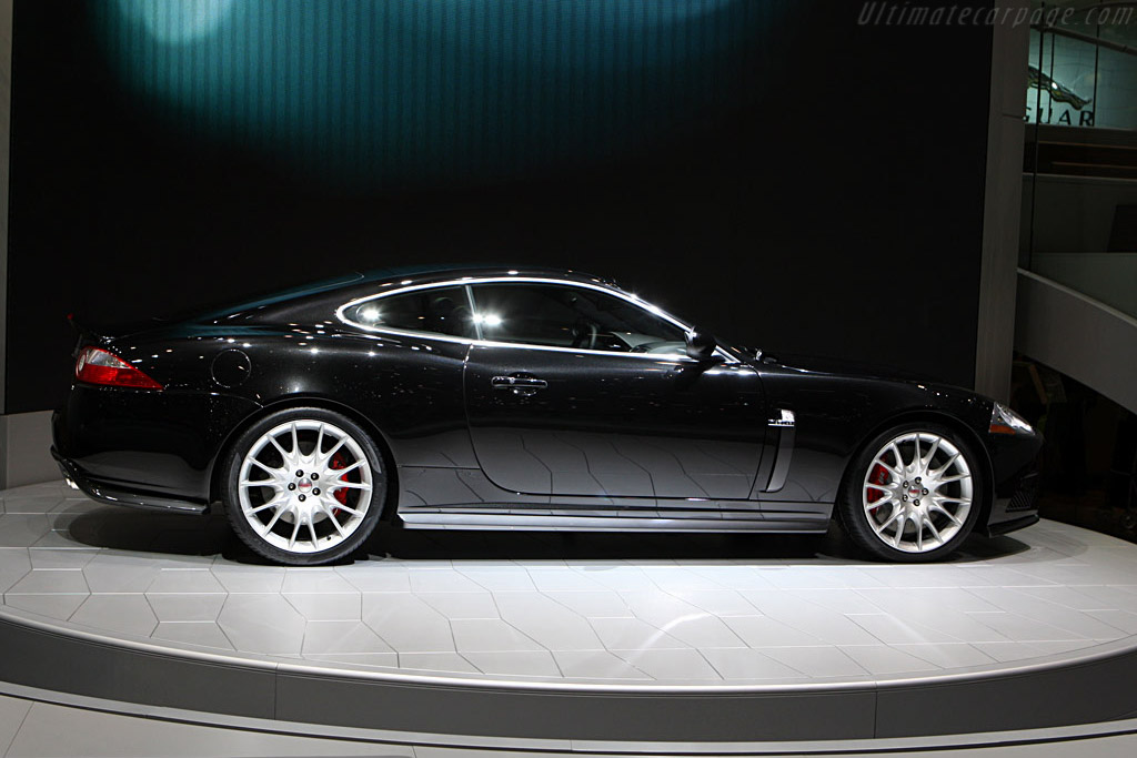 Jaguar XKR-S    - 2008 Geneva International Motor Show