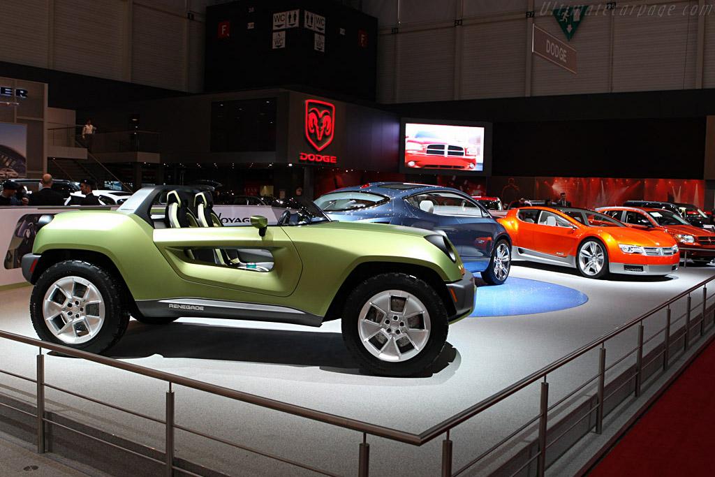 Jeep Renegade Concept    - 2008 Geneva International Motor Show