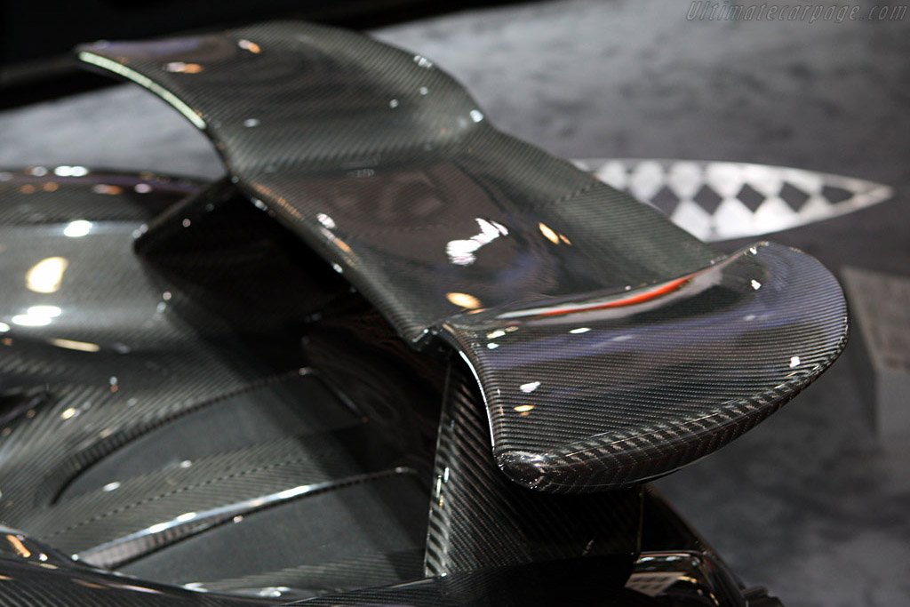 Koenigsegg CCXR Edition    - 2008 Geneva International Motor Show