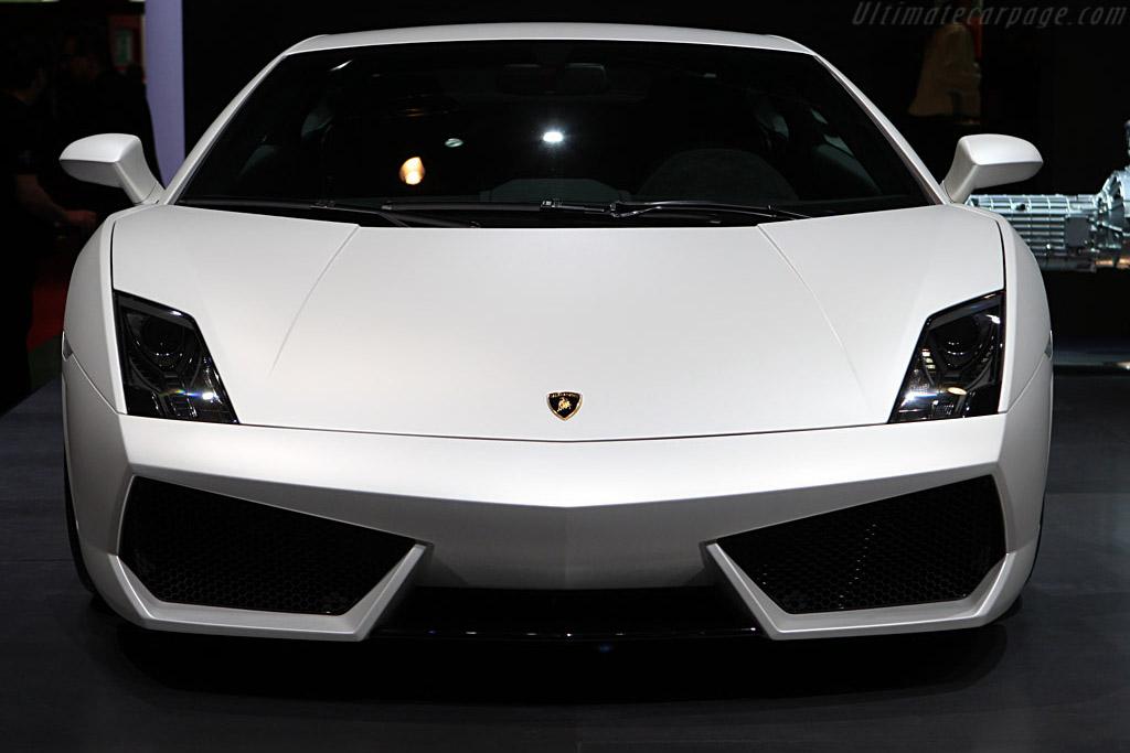 Lamborghini Gallardo LP560-4    - 2008 Geneva International Motor Show