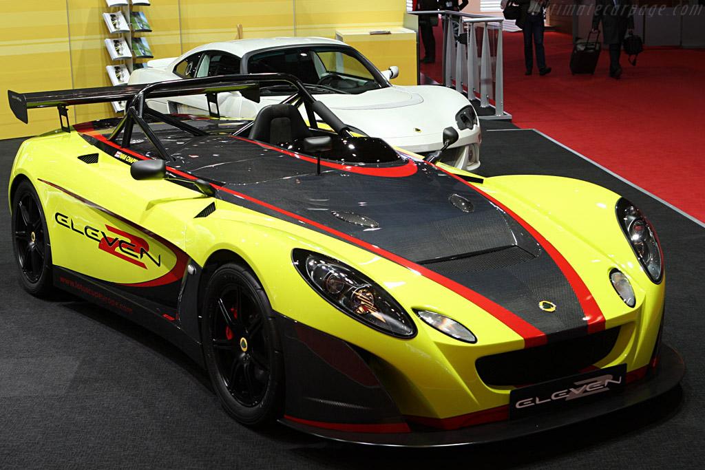 Lotus 2-Eleven    - 2008 Geneva International Motor Show