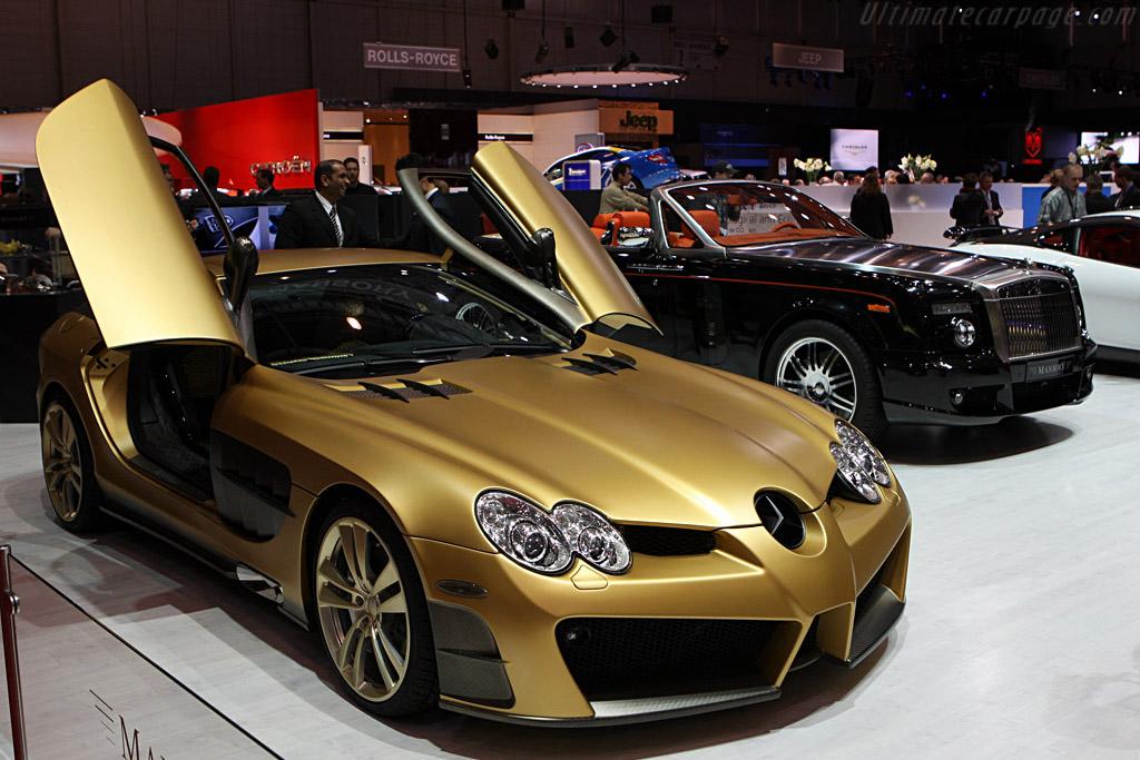 Mansory Renovatio    - 2008 Geneva International Motor Show