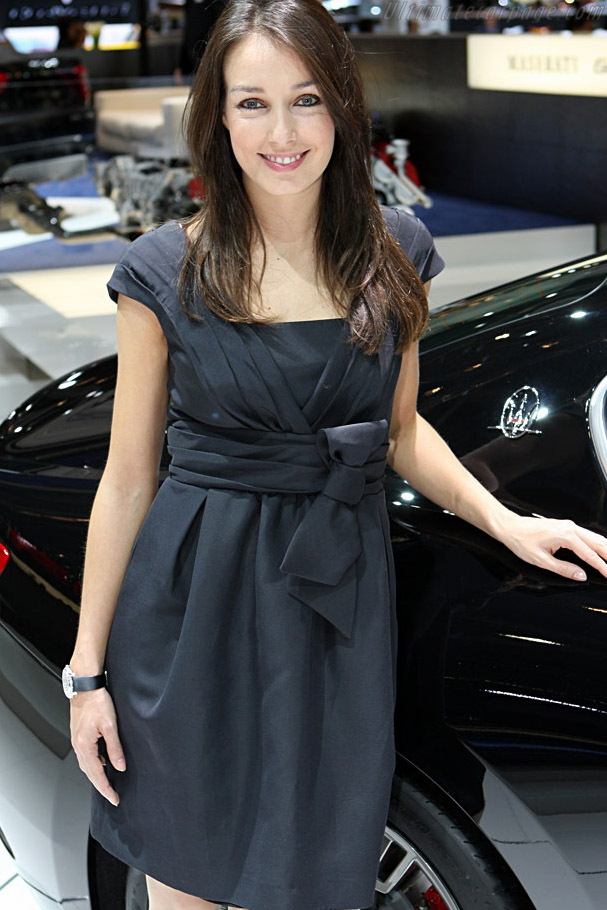 Maserati    - 2008 Geneva International Motor Show
