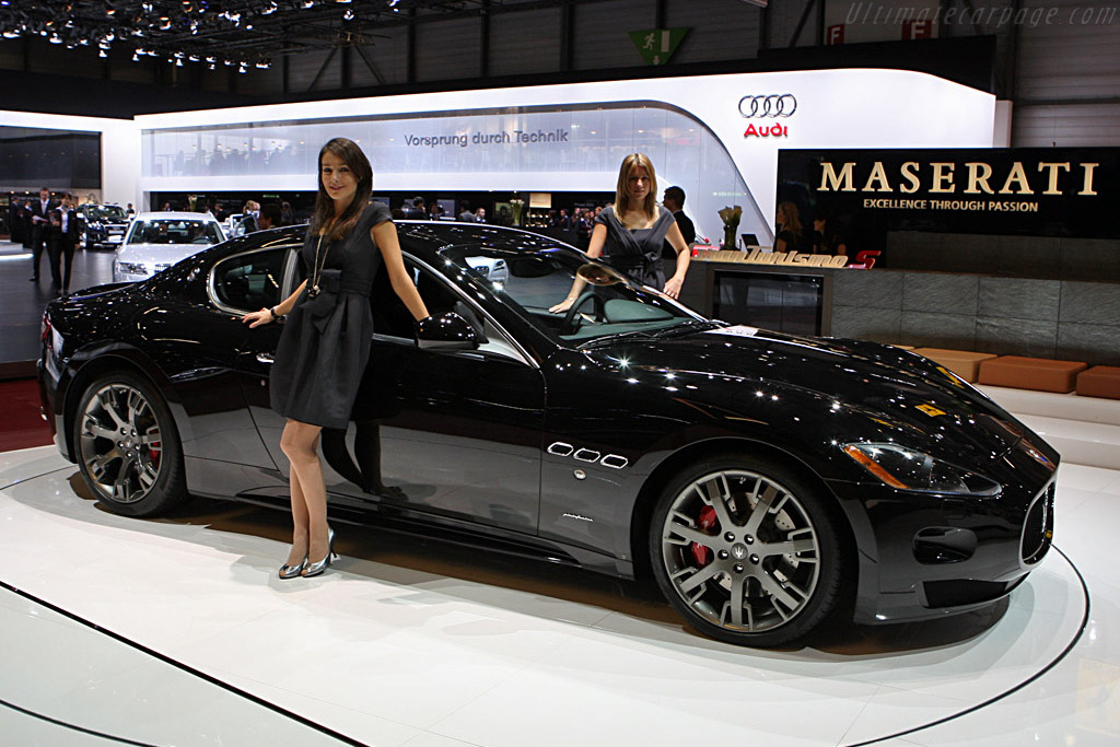 Maserati Granturismo S    - 2008 Geneva International Motor Show