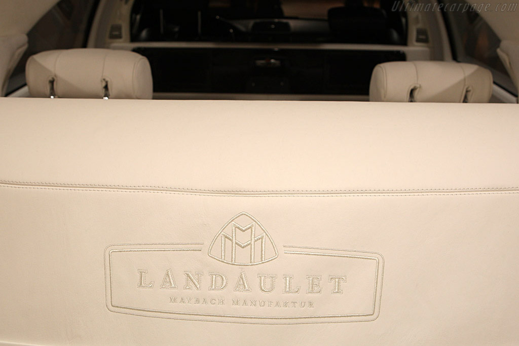 Maybach Landaulet    - 2008 Geneva International Motor Show