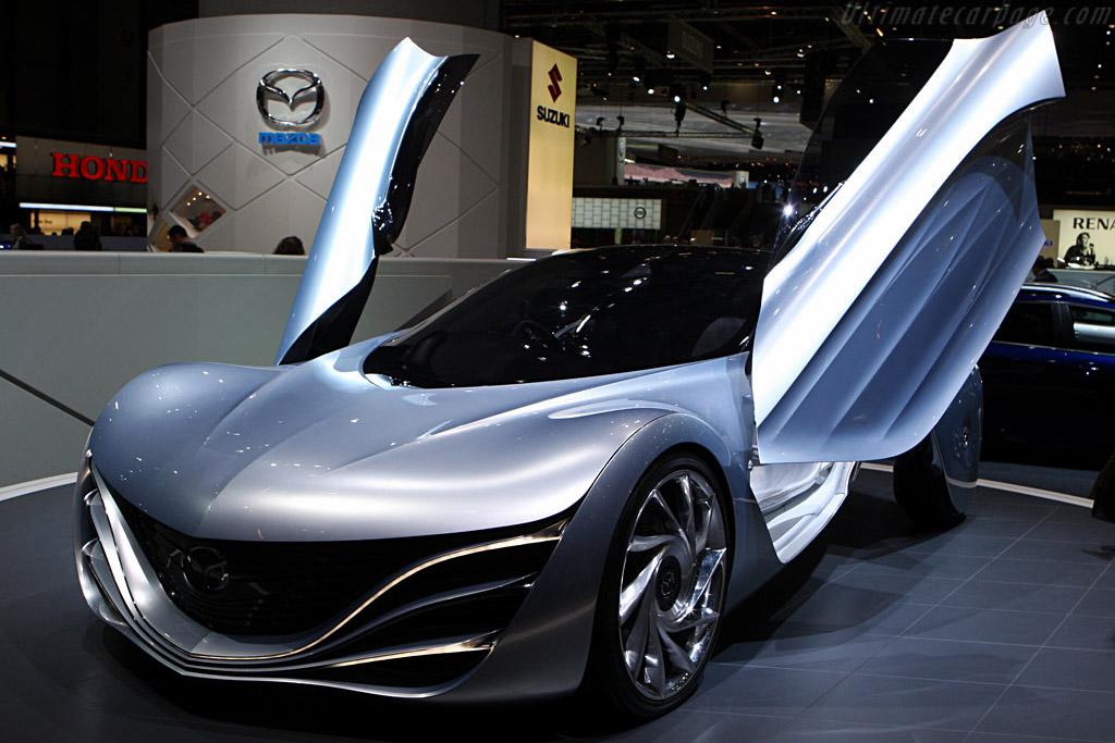 Mazda Taiki Concept    - 2008 Geneva International Motor Show