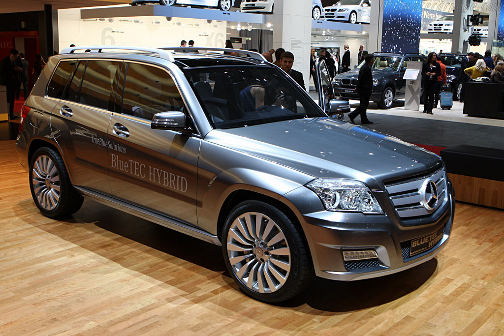 Mercedes-Benz GLK Bluetec Concept    - 2008 Geneva International Motor Show