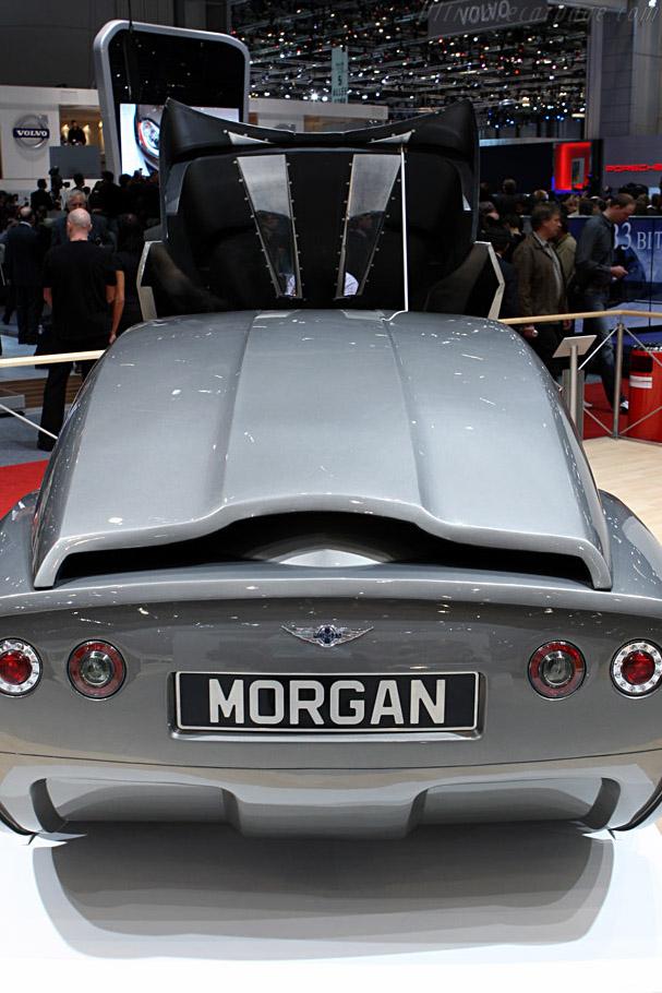 Morgan LIFECar Concept    - 2008 Geneva International Motor Show