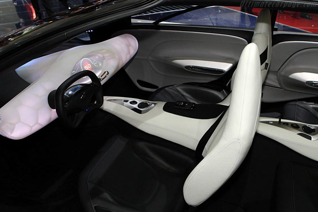 Pininfarina Sintesi Concept    - 2008 Geneva International Motor Show