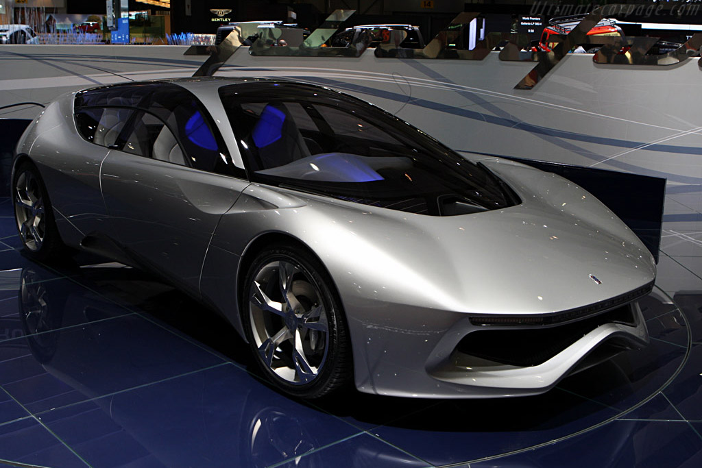 Pininfarina Sintesi Concept    - 2008 Geneva International Motor Show