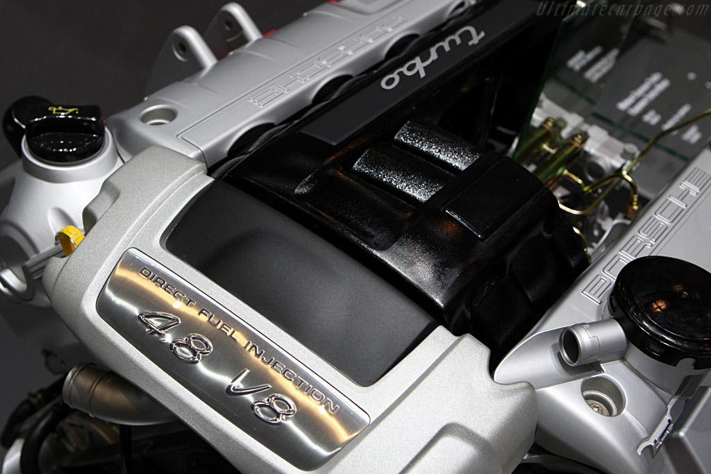 Porsche V8    - 2008 Geneva International Motor Show