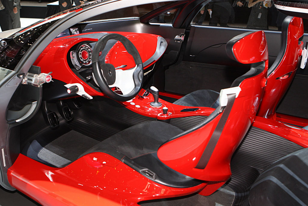 Renault Megane Coupe Concept    - 2008 Geneva International Motor Show