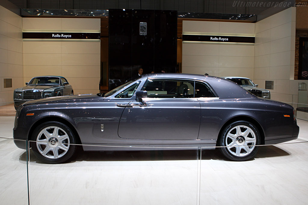 Rolls-Royce Phantom Coupe    - 2008 Geneva International Motor Show