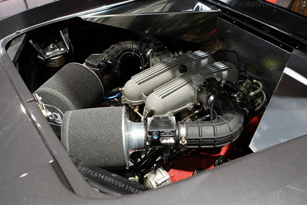 Sbarro Alcador    - 2008 Geneva International Motor Show