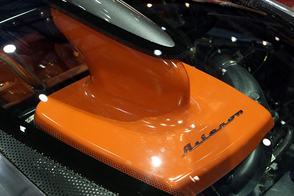 Spyker C8 Aileron    - 2008 Geneva International Motor Show
