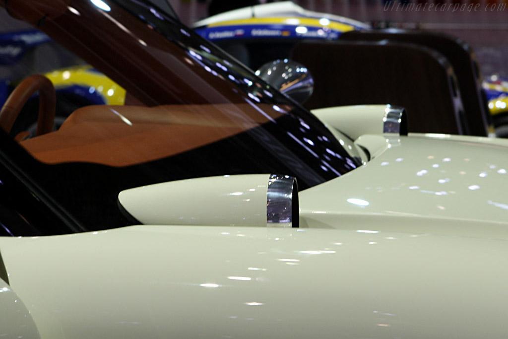 Spyker Peking to Paris    - 2008 Geneva International Motor Show