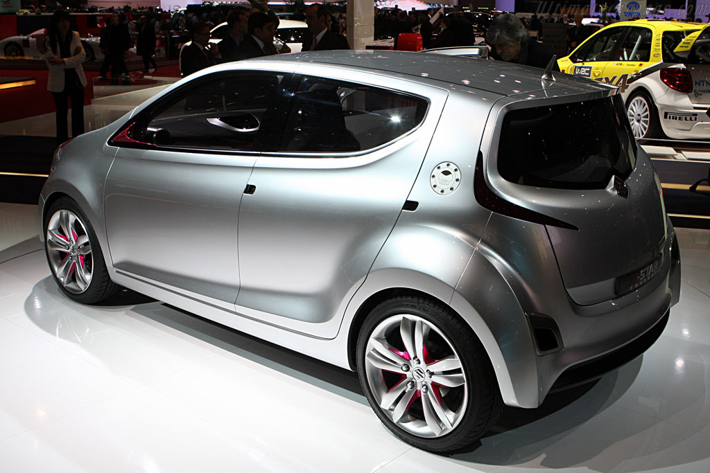 Suzuki A-Star Concept    - 2008 Geneva International Motor Show