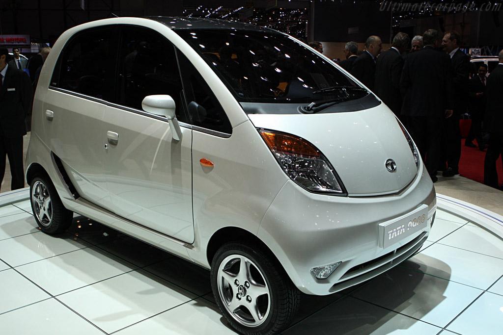 Tata Nano    - 2008 Geneva International Motor Show