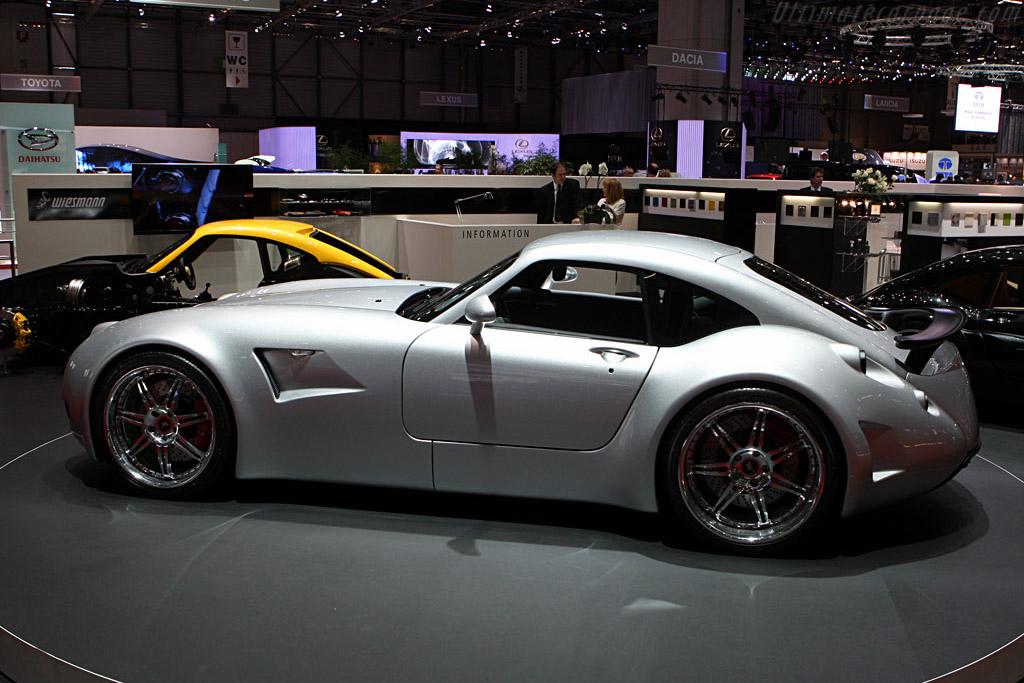 Wiesmann GT MF5    - 2008 Geneva International Motor Show