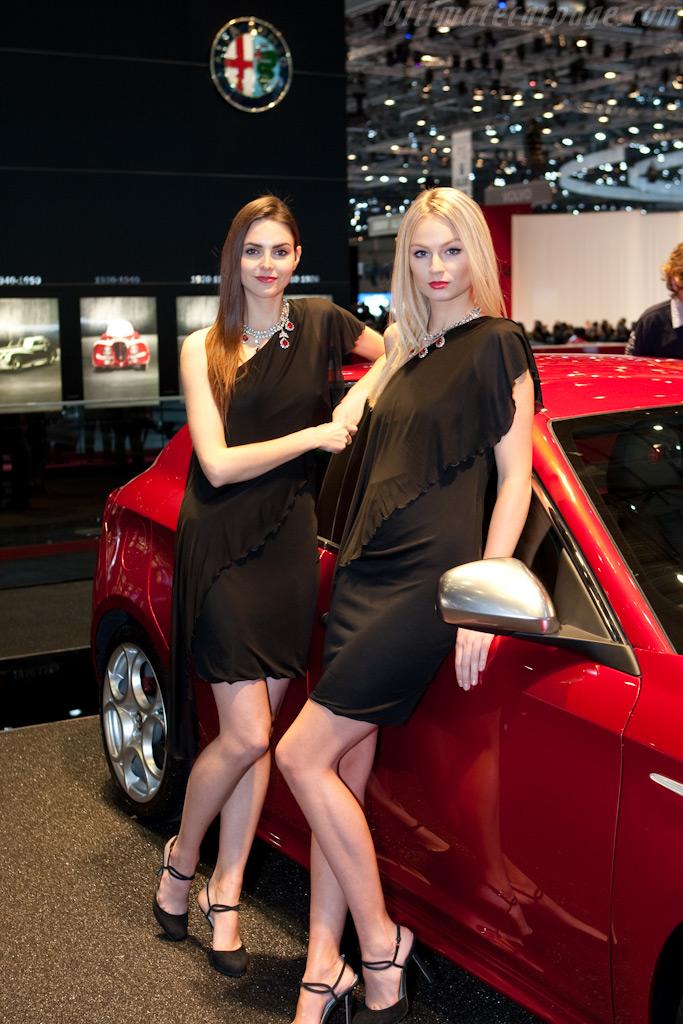 Alfa Romeo Giulietta    - 2010 Geneva International Motor Show