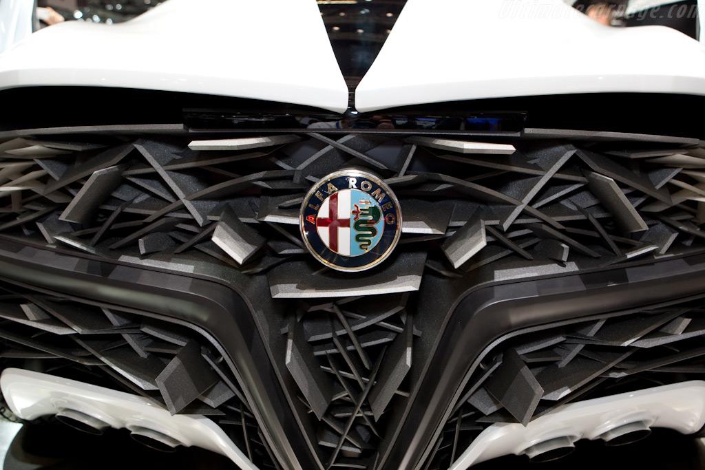 Alfa Romeo Pandion Bertone Coupe    - 2010 Geneva International Motor Show
